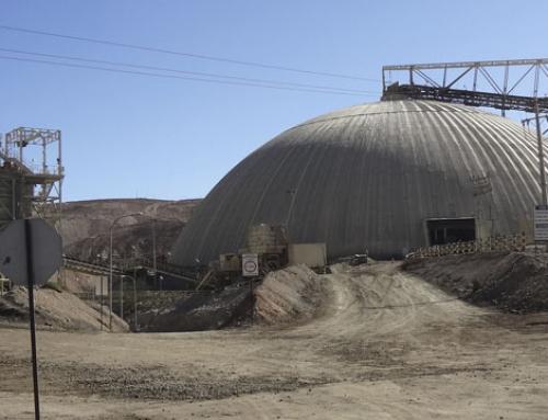SMA requiere información a minera Teck Carmen de Andacollo tras denuncia por tronaduras