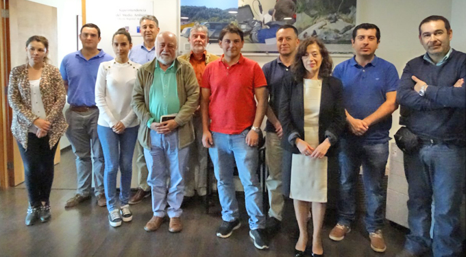 Nota SMA Biobío realiza reunión reunión marco incentivo cumplimiento