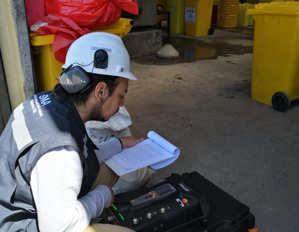 SMA intensifica fiscalización a empresa Ecosolución de Paillaco