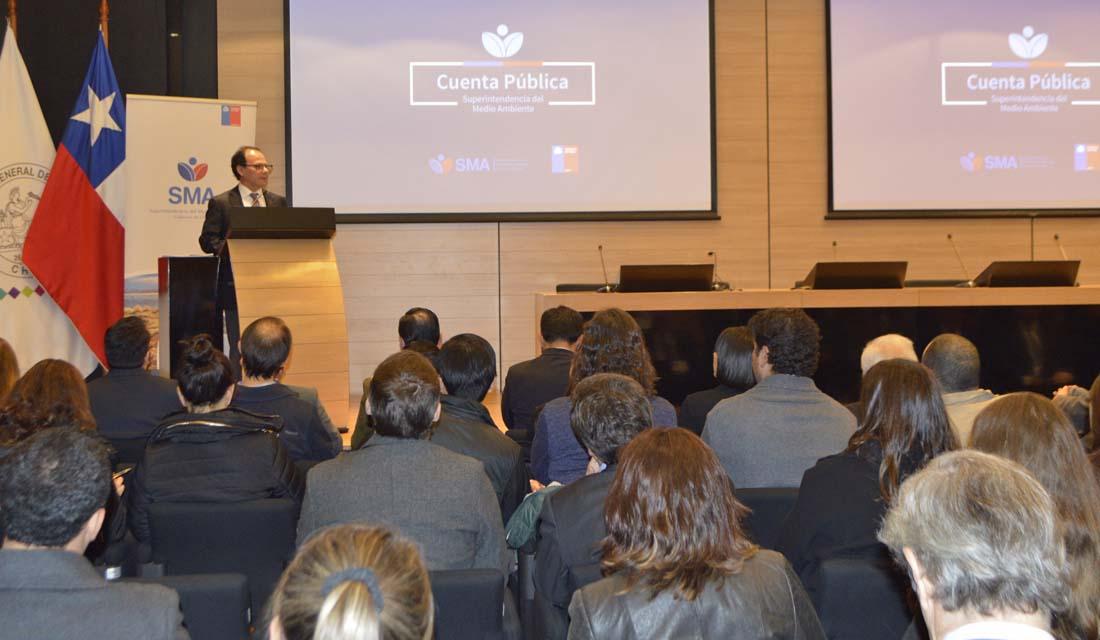 SMA presenta su Cuenta Pública 2019