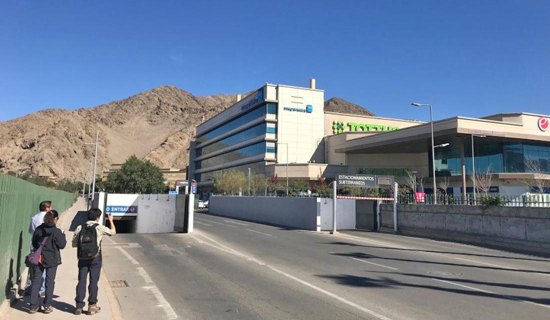 ATACAMA: SMA fiscaliza el cumplimiento de la Norma Lumínica en Mall Plaza Copiapó y locales comerciales