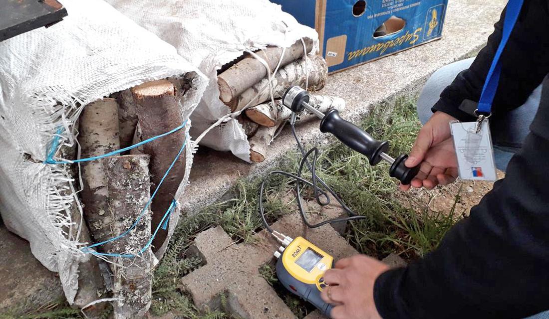SMA realiza actividades de fiscalización en el marco de los planes de descontaminación