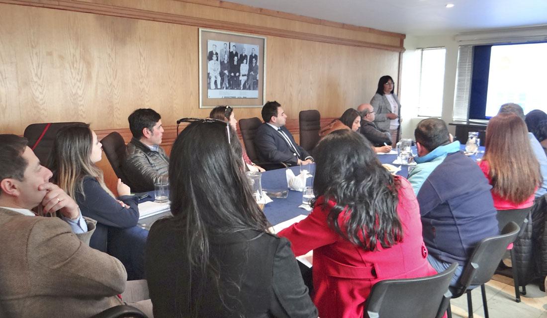 SMA realiza taller con Asociación de Industriales de Antofagasta