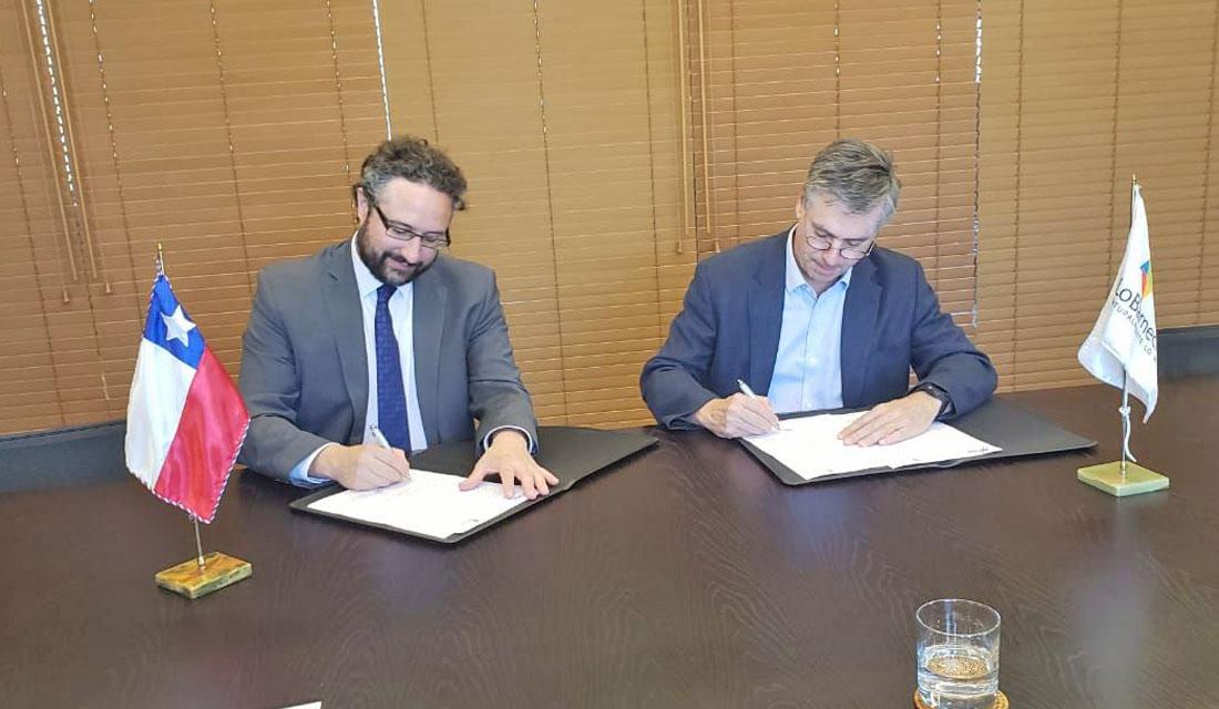 SMA firma convenio de colaboración con Municipalidad de Lo Barnechea