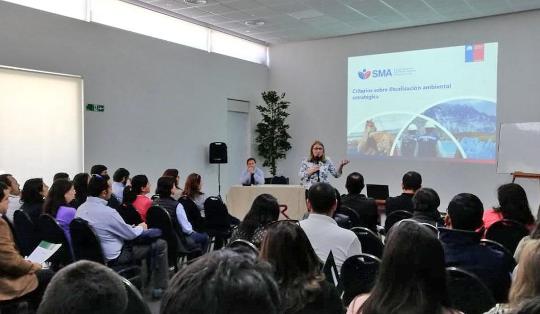 SMA realizó Taller de Asistencia al Cumplimiento Ambiental para empresas del sector vitivinícola