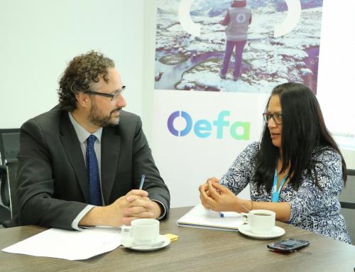 Chile, Perú y Alemania lanzan proyecto que optimiza la fiscalización ambiental