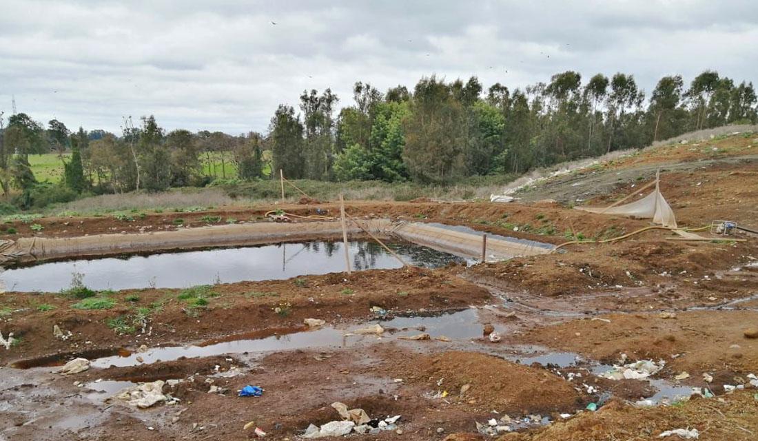 SMA ordena medidas provisionales a Municipalidad de Osorno por mal manejo de lixiviados