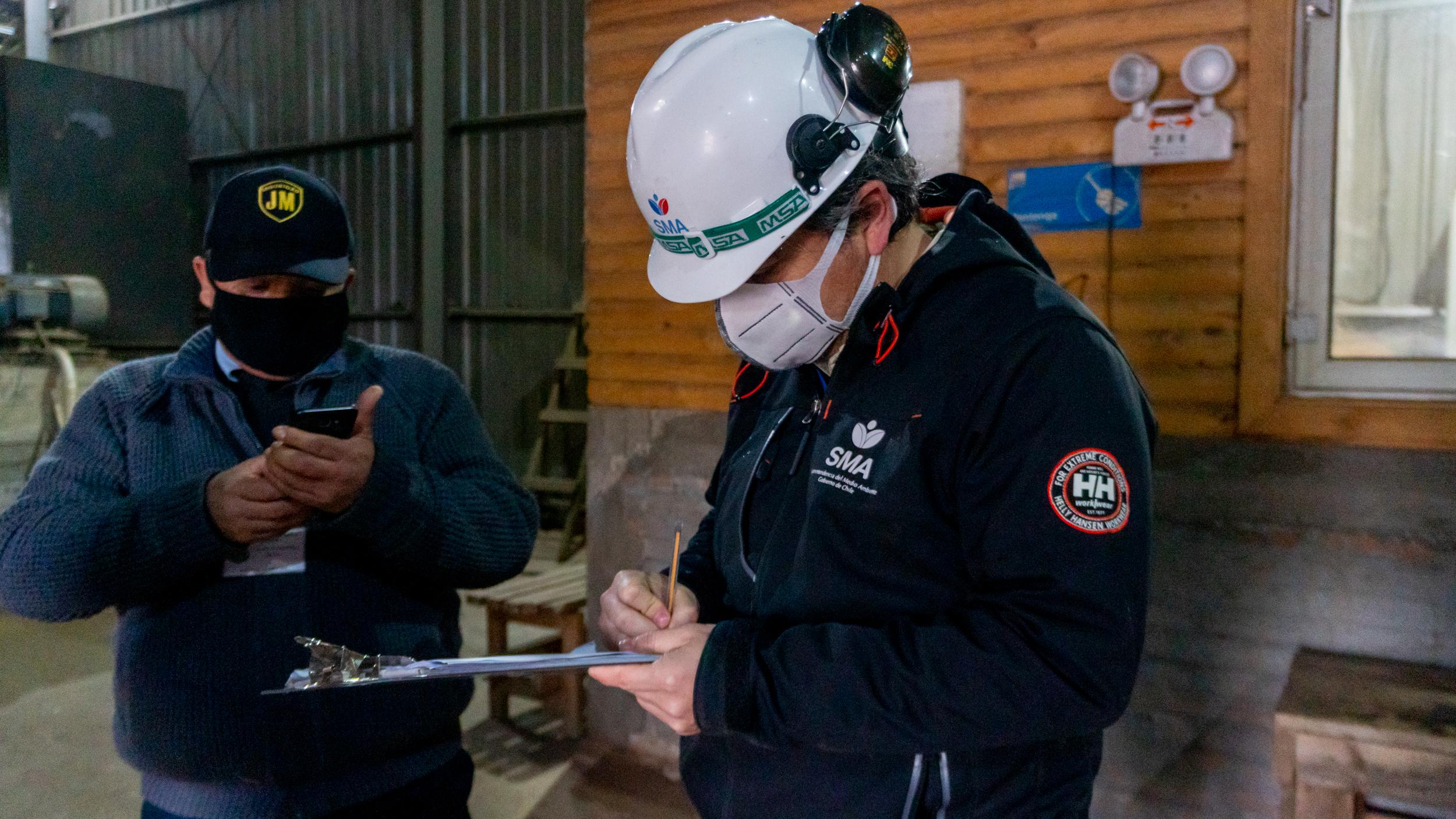 Chillán y Chillán Viejo:  SMA formula cargos contra 3 titulares por incumplimiento al Plan de Prevención y Descontaminación Atmosférica